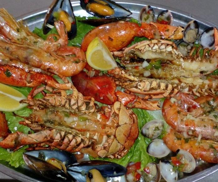 Comida internacional: Nuestros platos de Cheers Salud Na Zdorovie