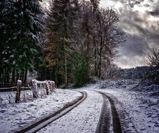Cuidados para tu coche durante el invierno