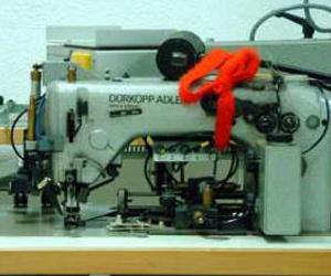 Venta de maquinaria y accesorios para la confección industrial en Talavera de la Reina