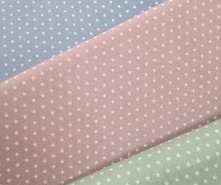 Telas de algodón y patchwork