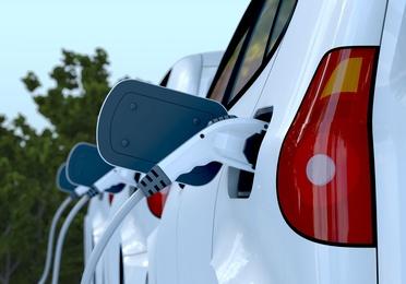Instalación de recarga de coche eléctrico