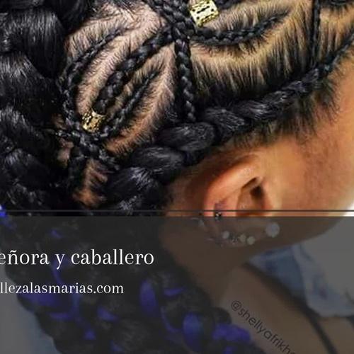Peluquería africana en Madrid Centro: Peluquería Las Marías