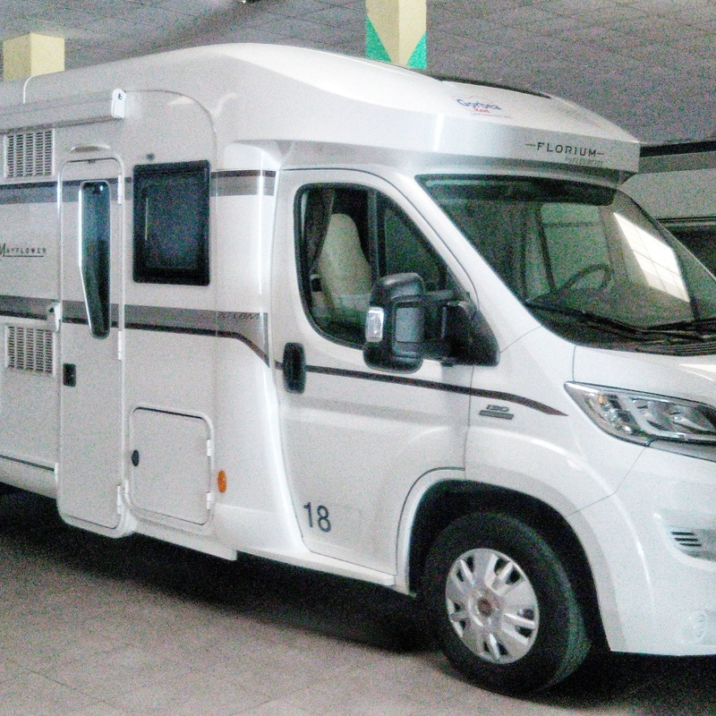 Autocaravana Alquiler Asturias