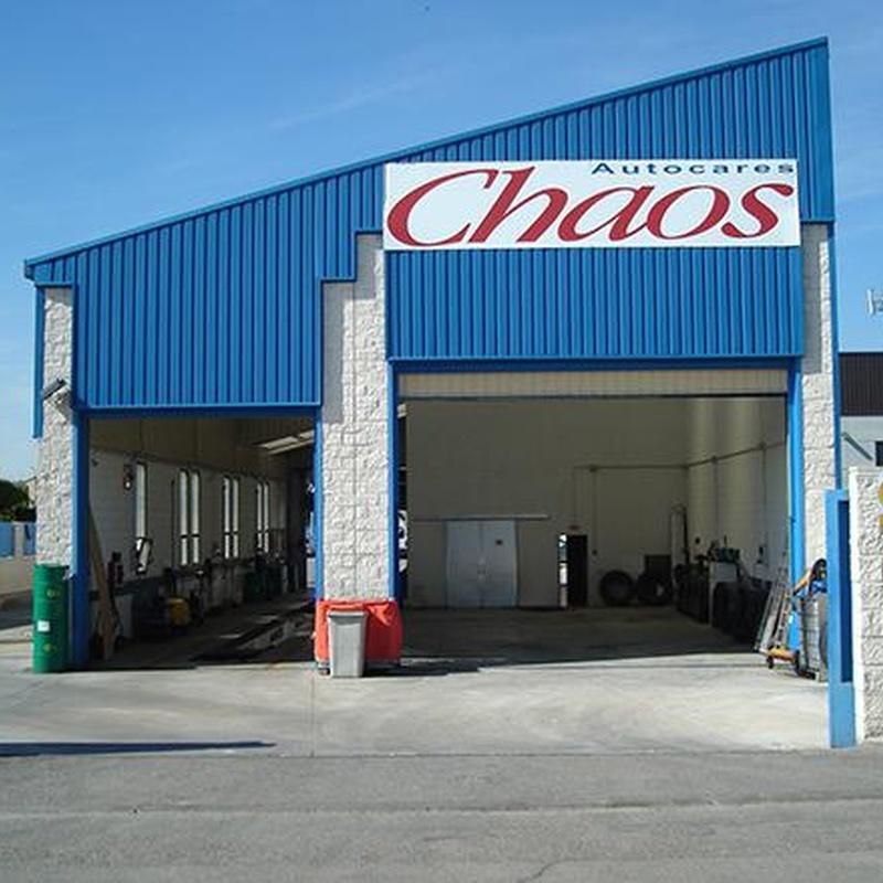 Autocares Chaos, S.A. - Instalaciones
