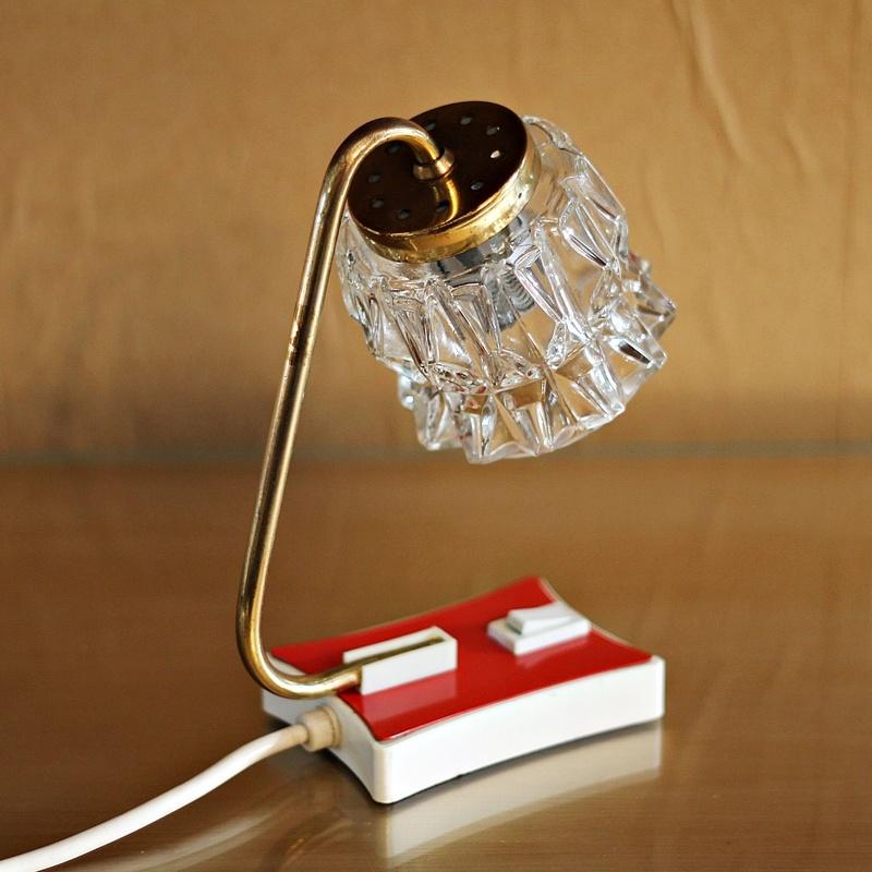 Lampara de mesa francesa años 50    REF: LAM372 :  de Ruzafa Vintage