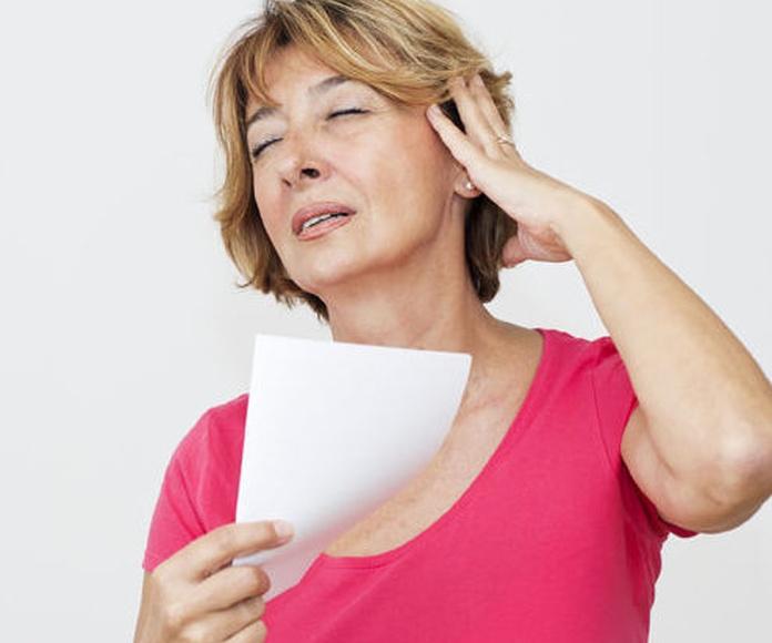 Ayuda con la Menopausia