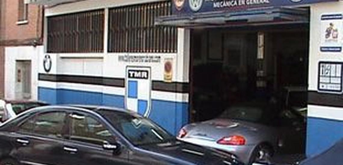 Taller mecánico de coches multimarca en San Sebastián de los Reyes