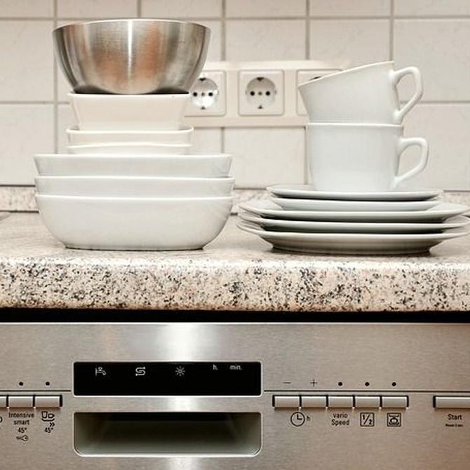Consejos de utilización del lavavajillas