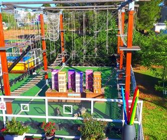Nueva carta Gran Piruleto Park: Nuestros servicios de Gran Piruleto Park