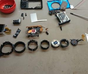 Reparar cámara fotos en Zaragoza