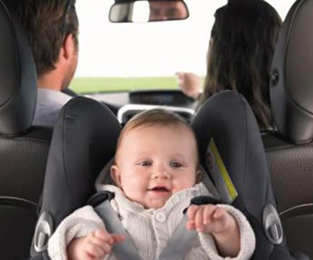 La seguridad de los pequeños en los viajes en taxi