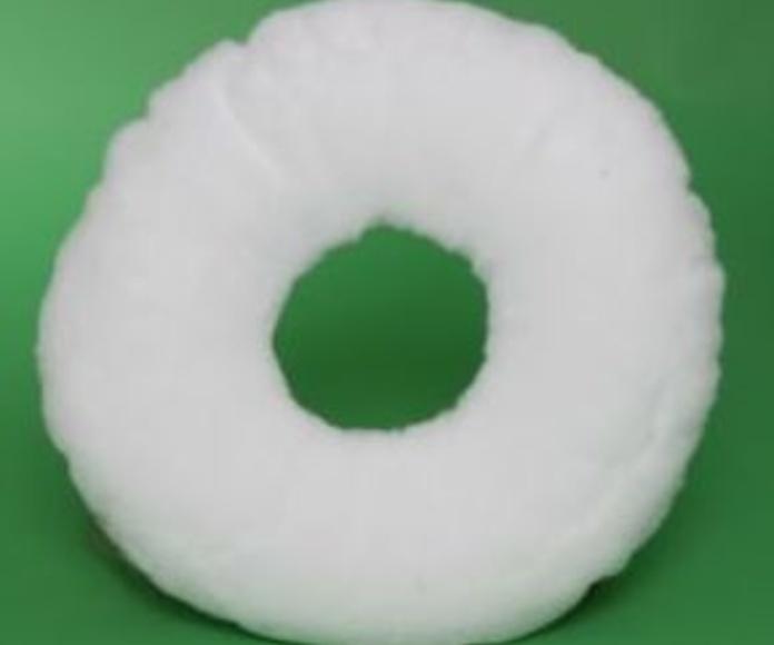 Cojín antiescaras circular