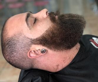 Cursos de barbería: Servicios y cursos de Academia de Barbería David Cabello