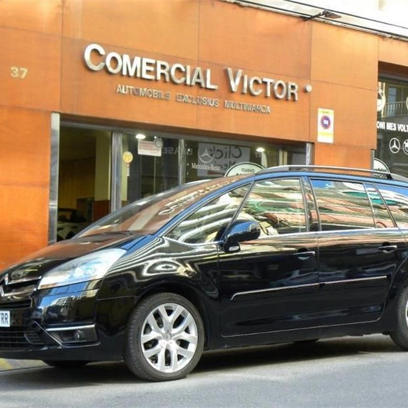 Citroen Grand C4 Picasso 2.0 16v CMP Exclusive 5p.: Servicios de Comercial Víctor