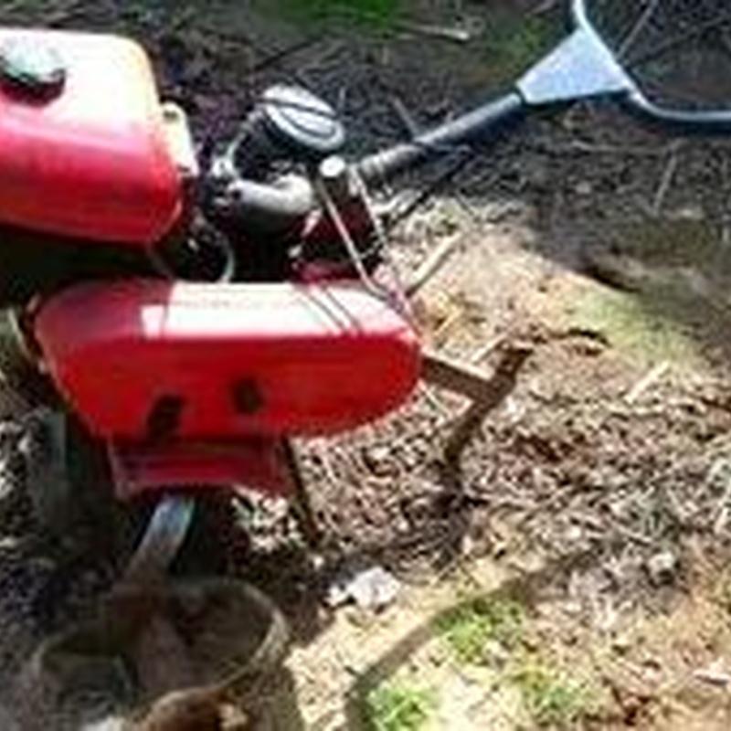 Reparación y puesta a punto de cualquier tipo de máquinas