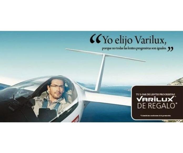 Promoción Varilux : Productos de multiópticas Sanz