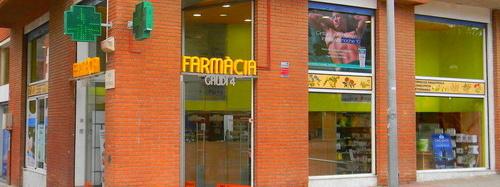 Farmacia Gaudí 4 en Sant Joan Despí