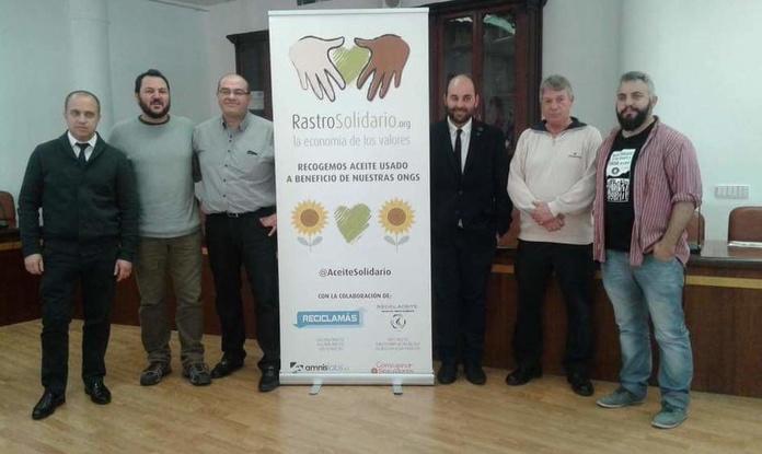 Recogida de aceite usado de cocinas en Alicante