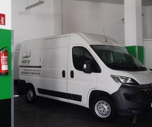 Alquiler de furgonetas pasajeros Las Palmas de Gran Canaria