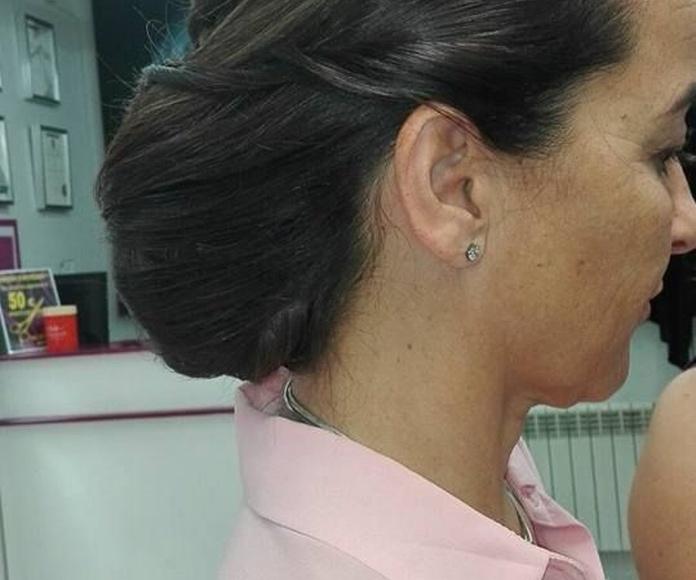Peluquería: Servicios de Mabela