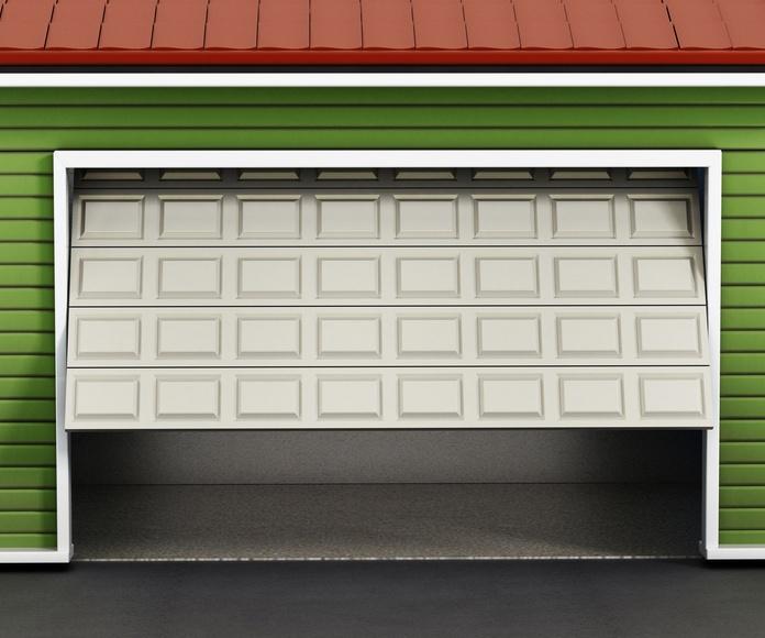 Portones y puertas de garaje: Servicios de Apertura de puerta 49 Euros - Cerrajeros El Carbayu