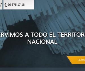 Muebles de mimbre y caña en Alfafar | Rejillas Perpiña, S.L.