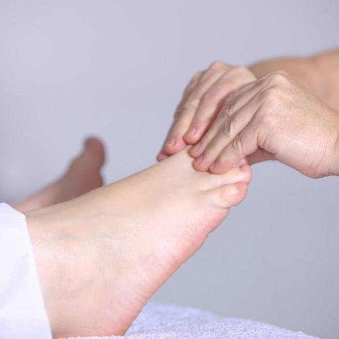 Ojo con los síntomas del pie diabético