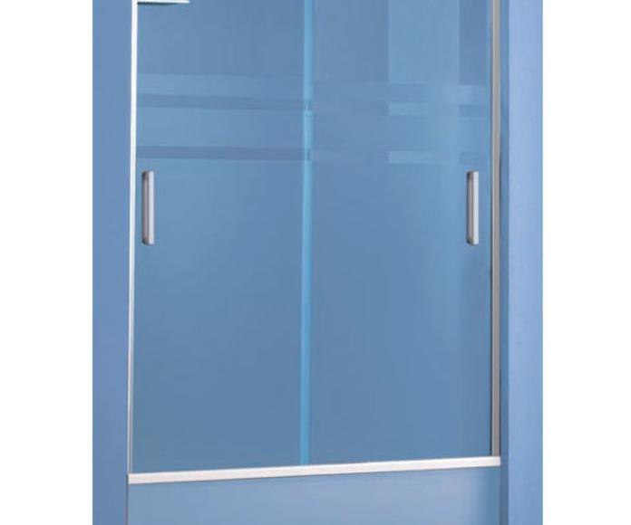 Mampara de baño con puertas correderas: Productos y servicios de Metal Masa, S.L.