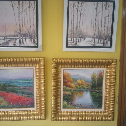 Tienda donde comprar y enmarcar cuadros en Coslada