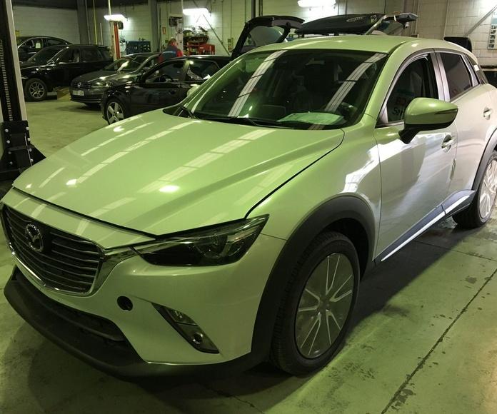 Adaptación de vehículos en Oviedo. Vehículo adaptado por Cabal Automoción