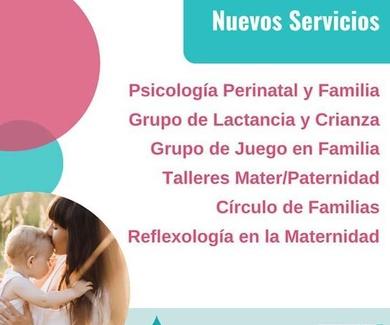 Psicología perinatal, infantil y familia en Getxo