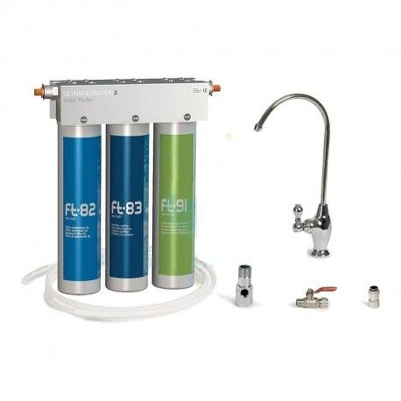 Sistema de micro filtración avanzada: Productos de Serviaqua Galicia