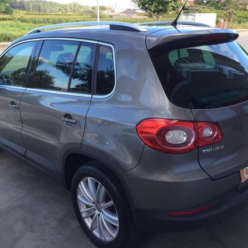 Volkswagen Tiguan 2.0TDI Sport:  de Ocasión A Lagoa