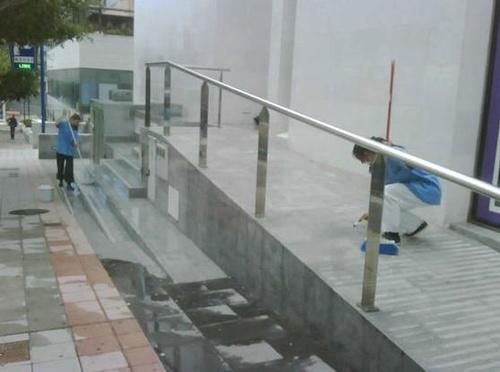 Personal de limpieza - Molowny Servicios Integrales