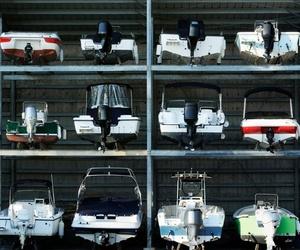 Alquiler de trasteros para embarcaciones