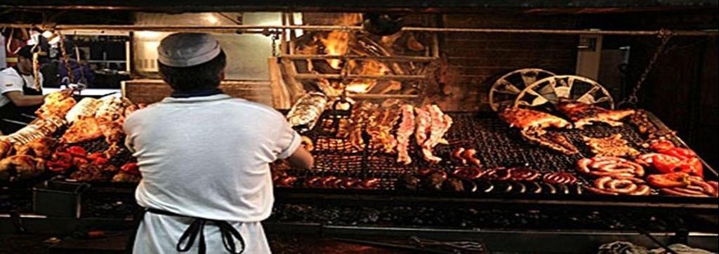 Asadores de carne Zamora