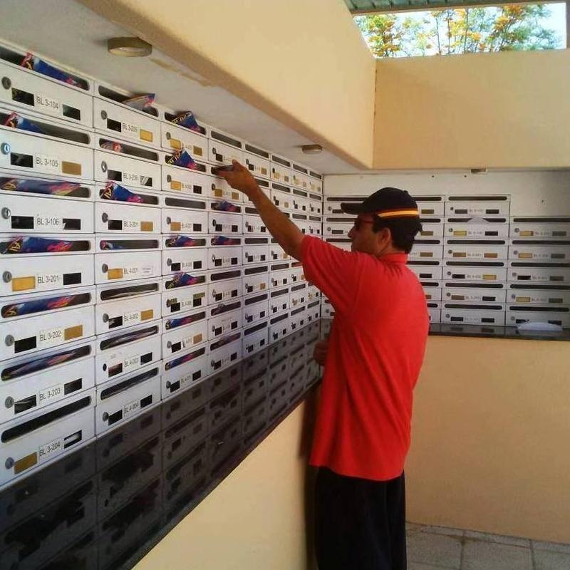 Buzoneo selectivo: Servicios que ofrecemos. de Logística Integral Canaria