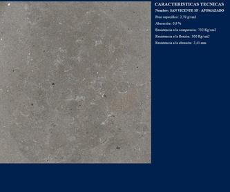 Mármoles: Productos de Graico Piedras y Porcelánicos