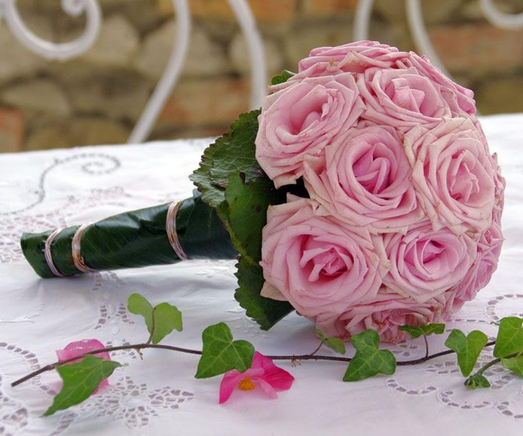 Tipos de ramos de novia (I)