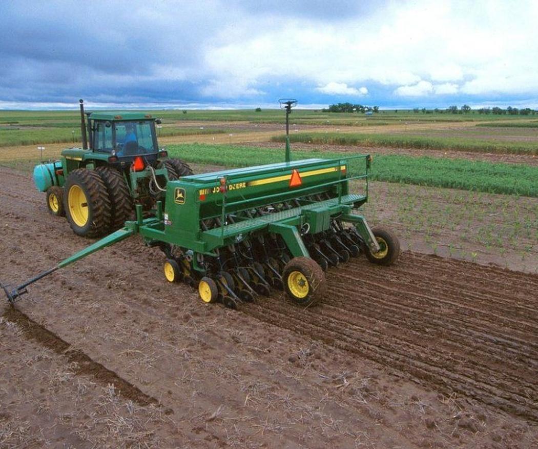 El autolavado para maquinaria agrícola