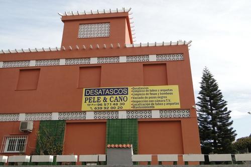 Desatascos en Torrevieja