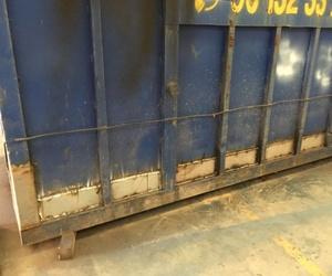 Venta de contenedores metálicos en Valencia