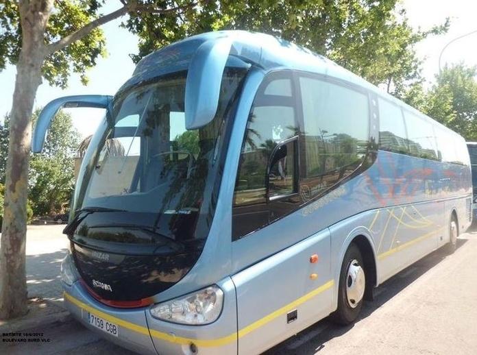 Servicio para toda Europa: Servicios de Autocares Pinilla, S.L.