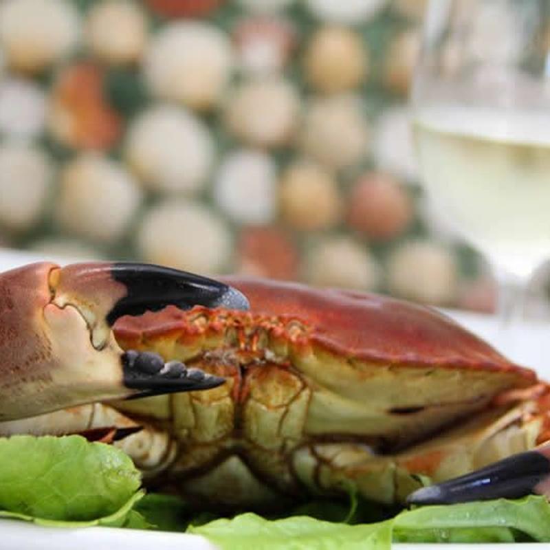 Sugerencias del chef. Mariscos: especialidades de Bar Bolos