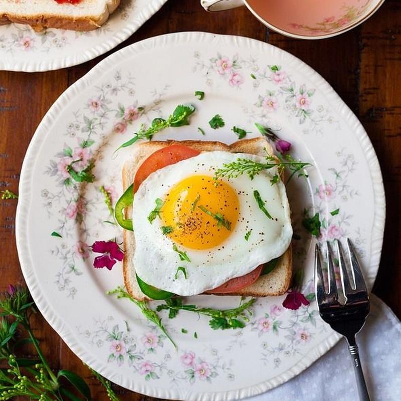 Desayunos: Carta de Cafetería Bar Iberia