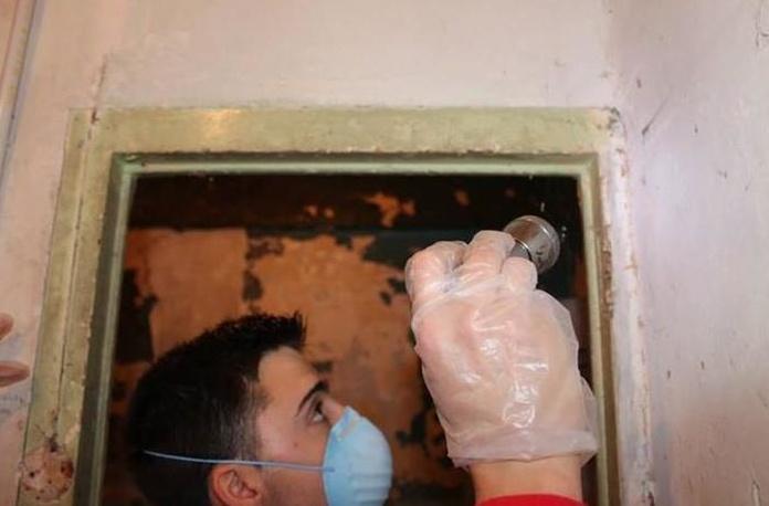 Certificados de control de plagas