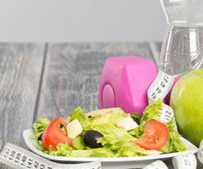 Asesoramiento nutricional y deportivo
