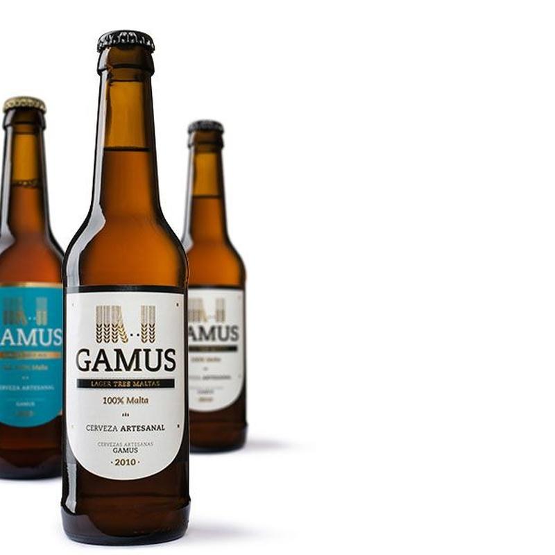 Cervezas artesanales: Productos y servicios de Casa Canales