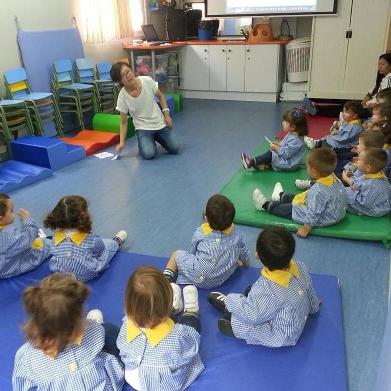Escuela de música: Servicios de El Osito