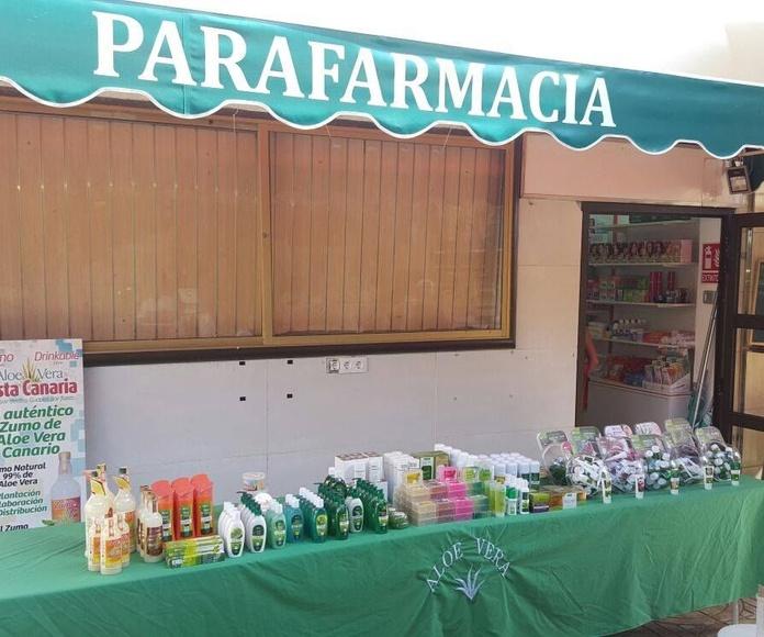Parafarmacia: Servicios de Parafarmacia Ramfor